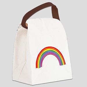 Rainbow-14-[Converted] Canvas Lunch Bag